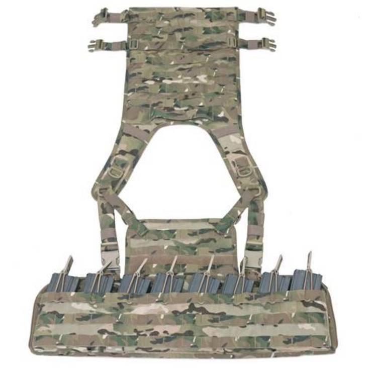 Warrior Back Panel MultiCam