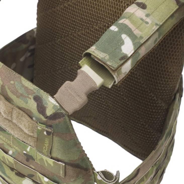 Warrior DCS Plate Carrier Base medium/LARGE MultiCam