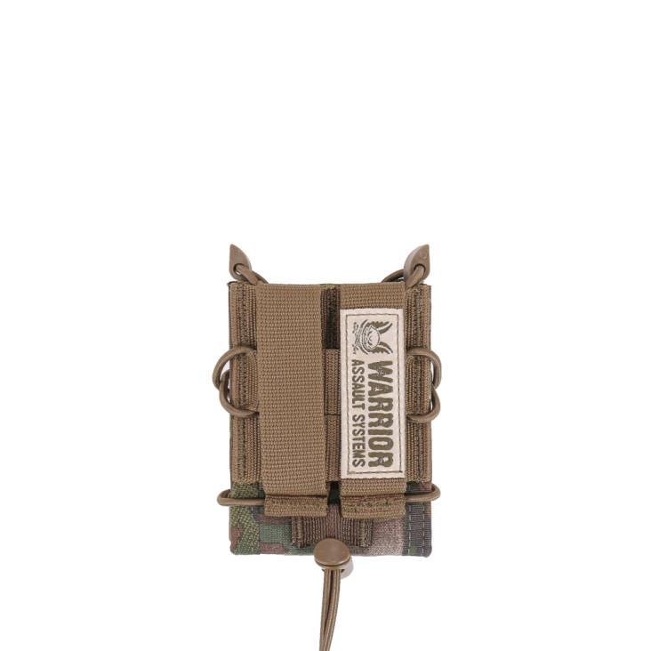 Warrior Single Quick Mag MultiCam