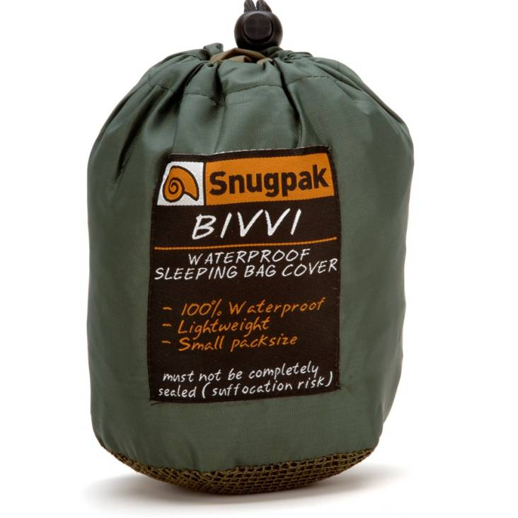 Snugpak Bivvi Bag Tan