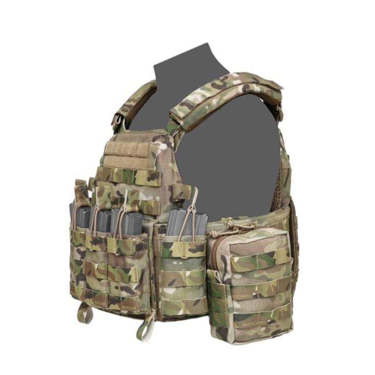 Warrior DCS DA5.56 medium/LARGE MultiCam