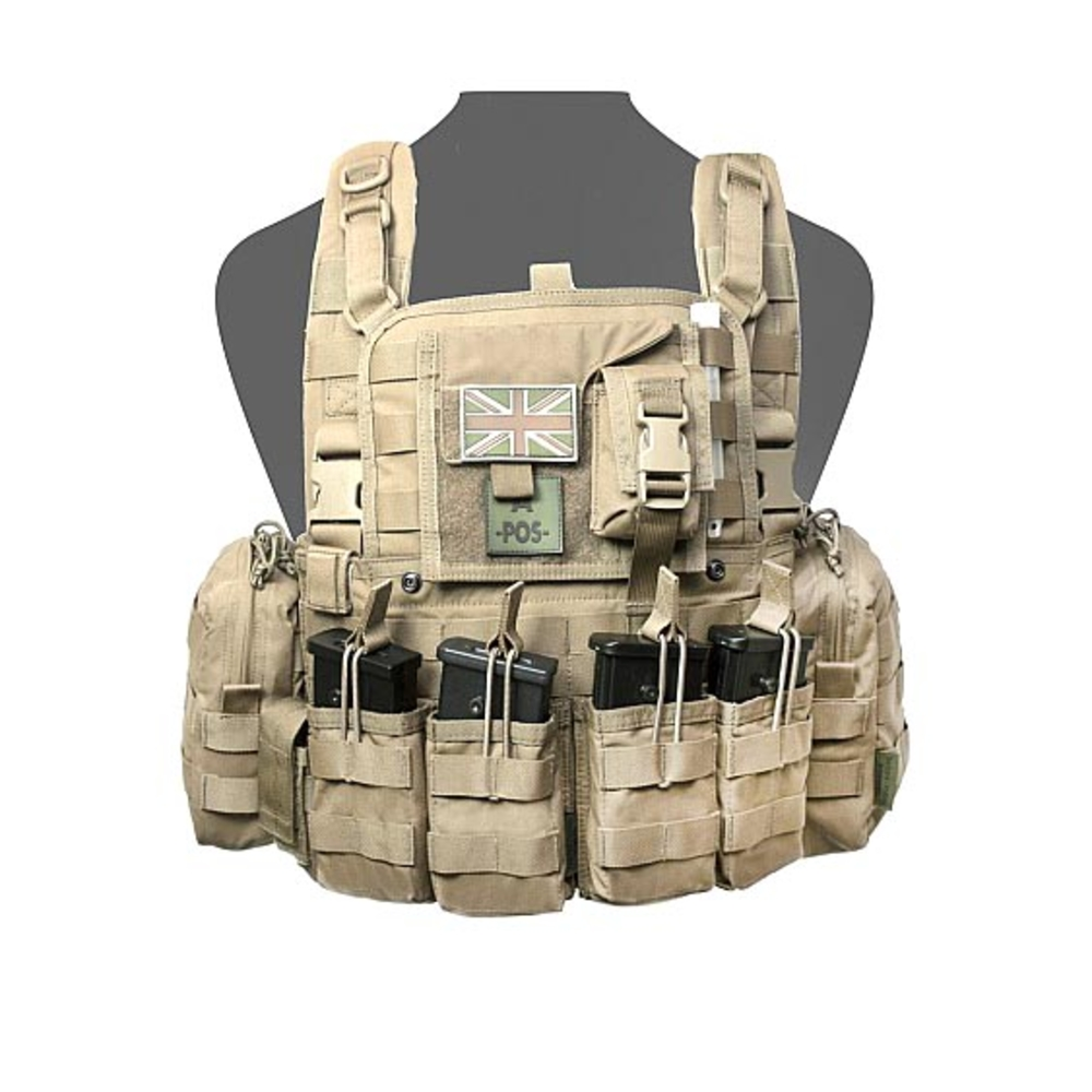 Warrior 901 G36 Coyote Tan