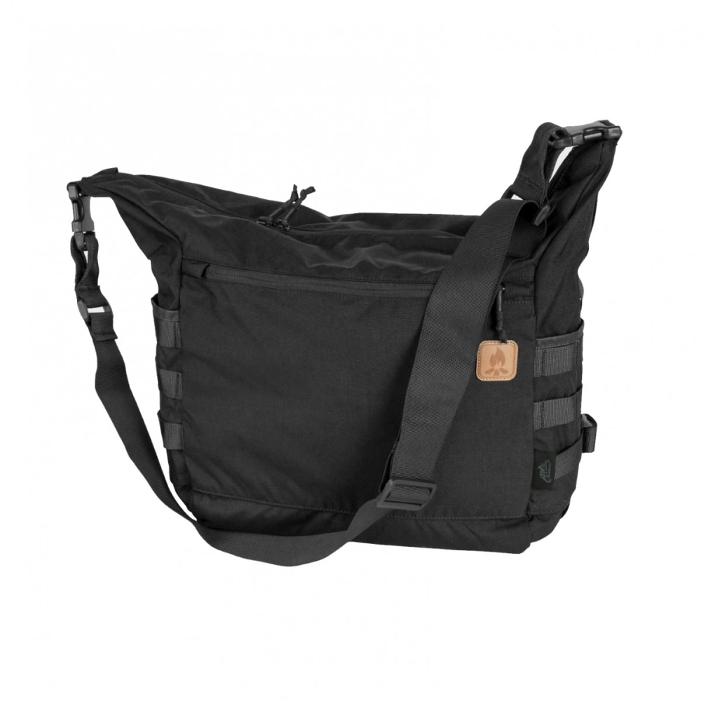 Helikon Bushcraft Satchel Bag Black