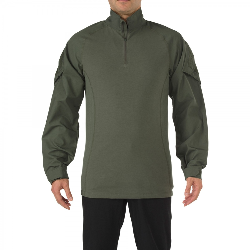 5.11 Rapid Assault Shirt TDU Green
