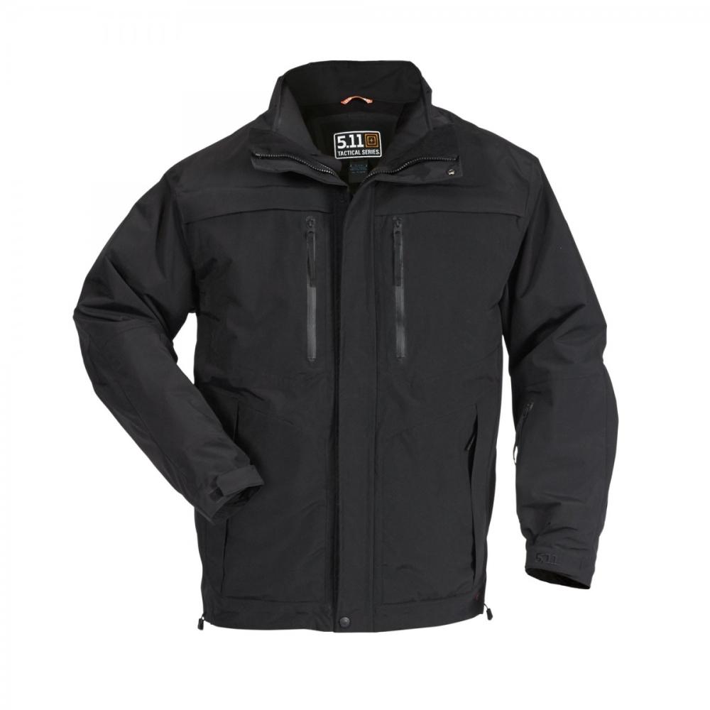 5.11 Bristol Waterproof and Windproof Parka - Black