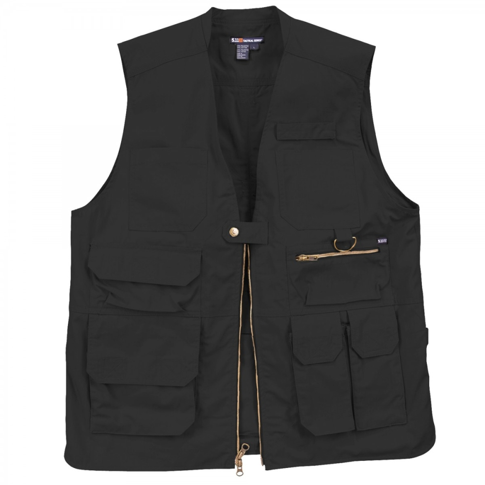 5.11 Taclite Pro Vest With 17 Pockets - Black
