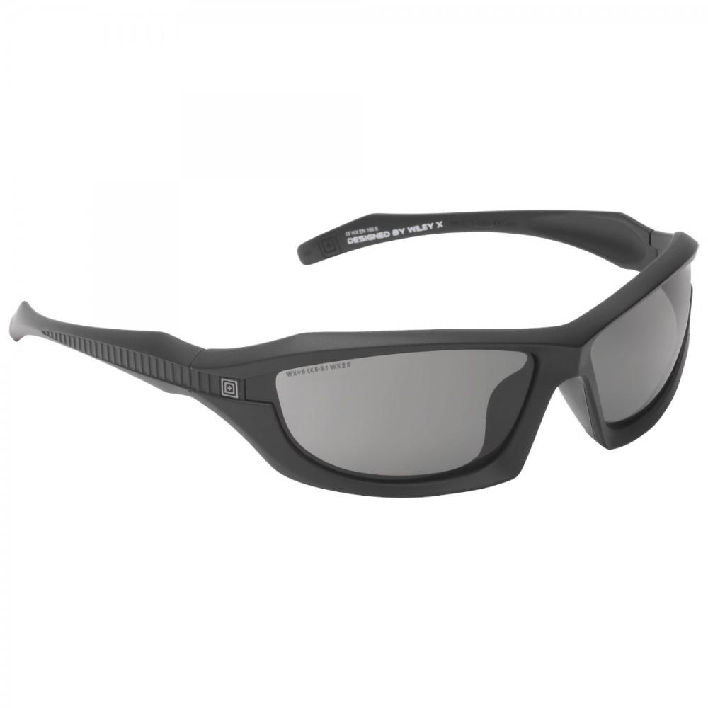 5.11 Burner Full Frame Plain Lens Sunglasses