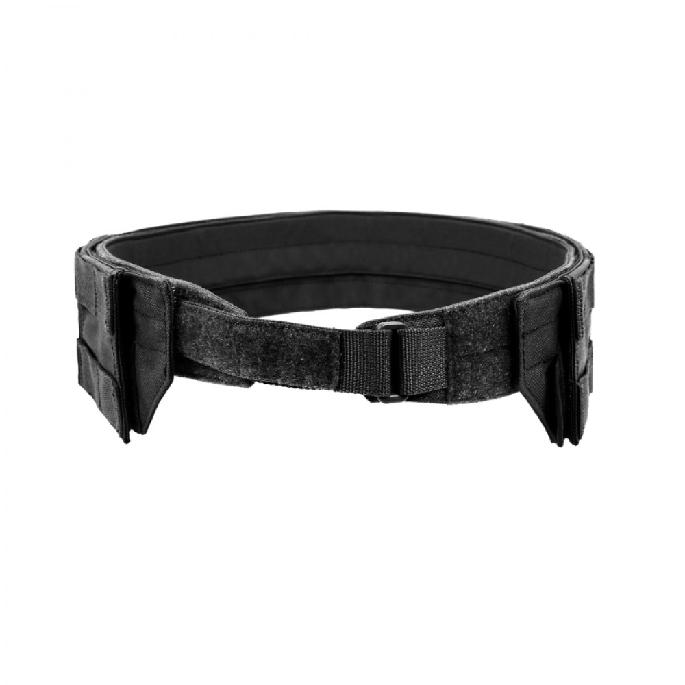 Warrior Low Profile MOLLE Belt Black for use with your own belt