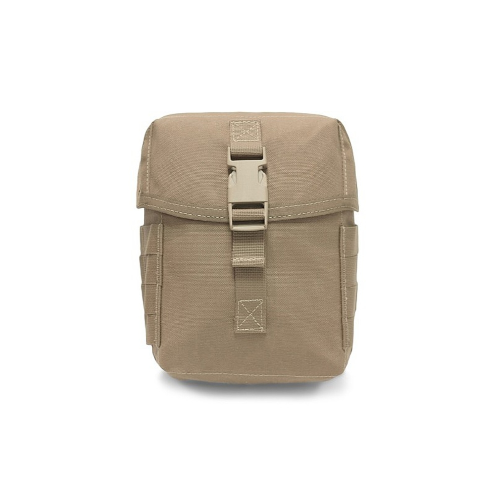 Warrior Large General Utility Pouch Coyote Tan