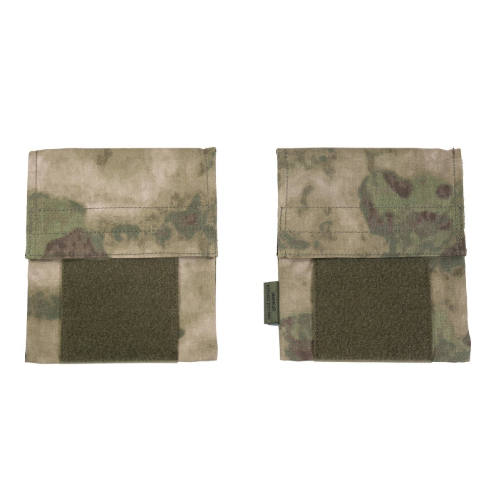 WARRIOR SIDE ARMOUR POUCH 1 SET OF 2 POUCHES RAPTOR A-TACS-FG