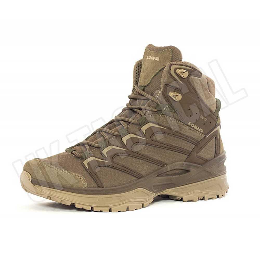 Lowa Innox Boots Coyote Tan Gore Tex