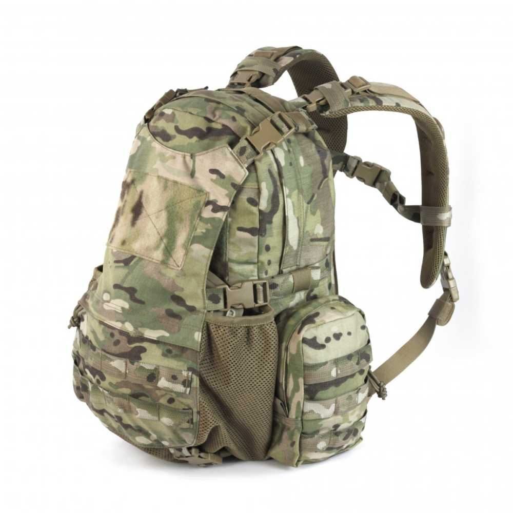 ELITE OPS COVERT PLATE CARRIER MK 1 WITH 7 BUILT-IN POUCHES MULTICAM BLACK TAN