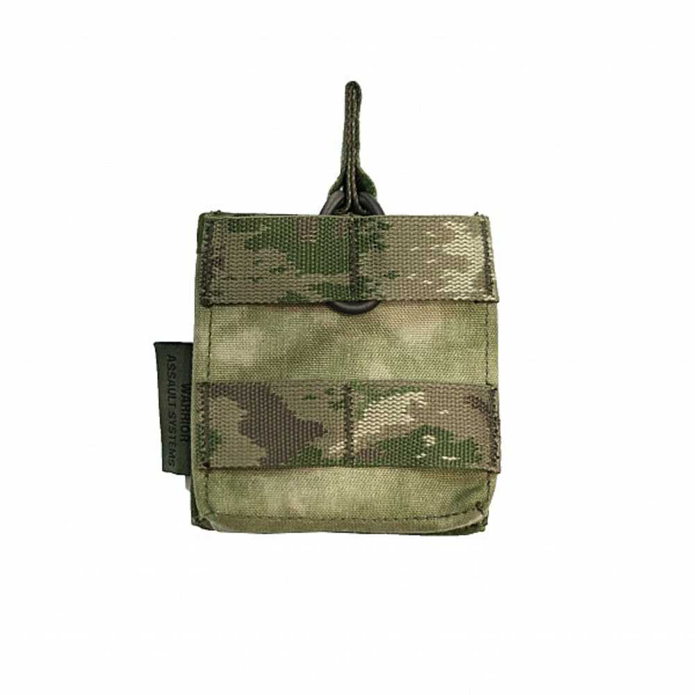 Warrior Assault Elite OPS ATACS DOUBLE OPEN MAG POUCH Tasche A-TACS FG G36