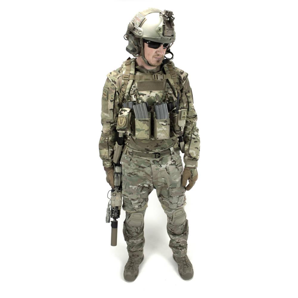 Warrior Pathfinder Chest Rig MultiCam