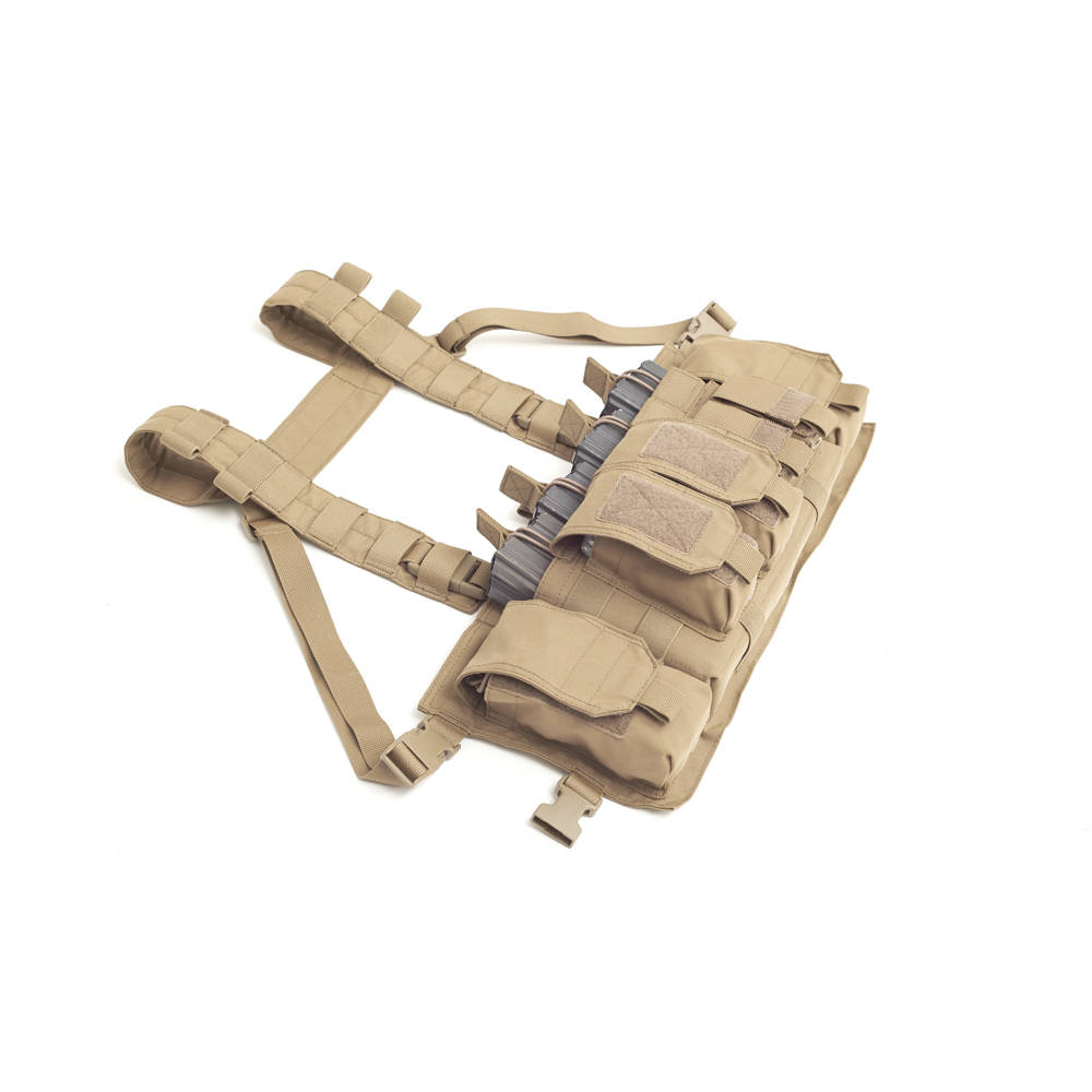 Warrior Falcon Chest Rig Coyote Tan
