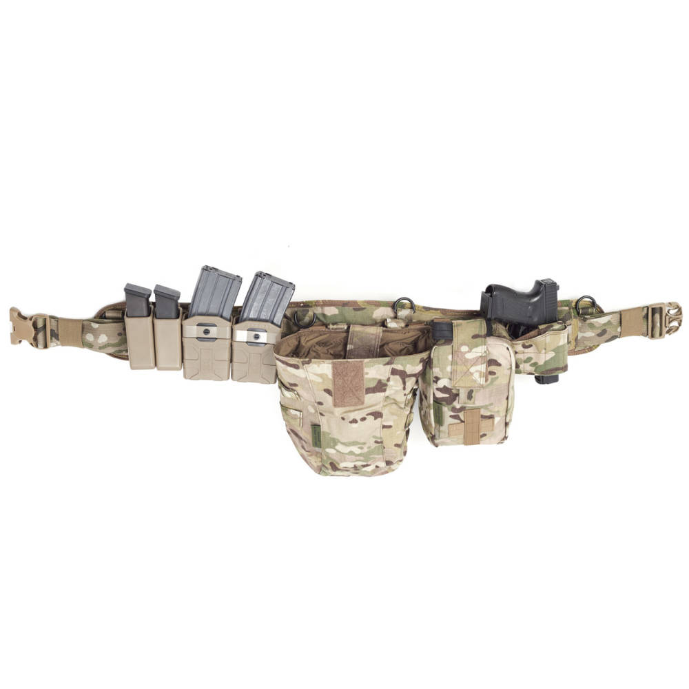 Warrior Elite Ops PLB Shooter Belt