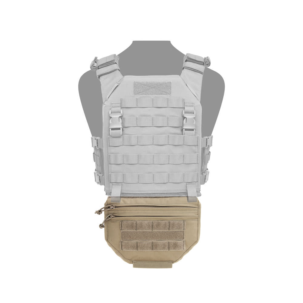 Warrior Drop Down Utility Pouch Coyote Tan