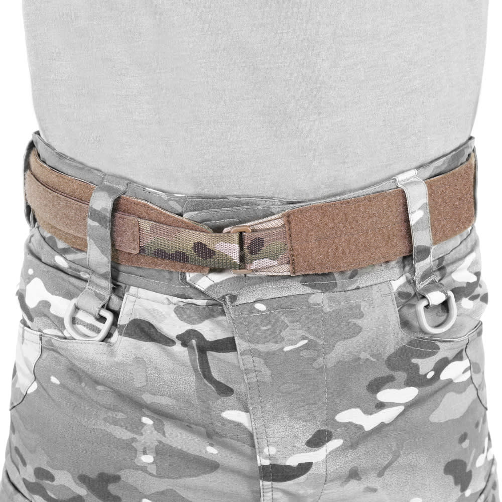 Warrior Low Profile MOLLE Belt Multicam for use with your own belt