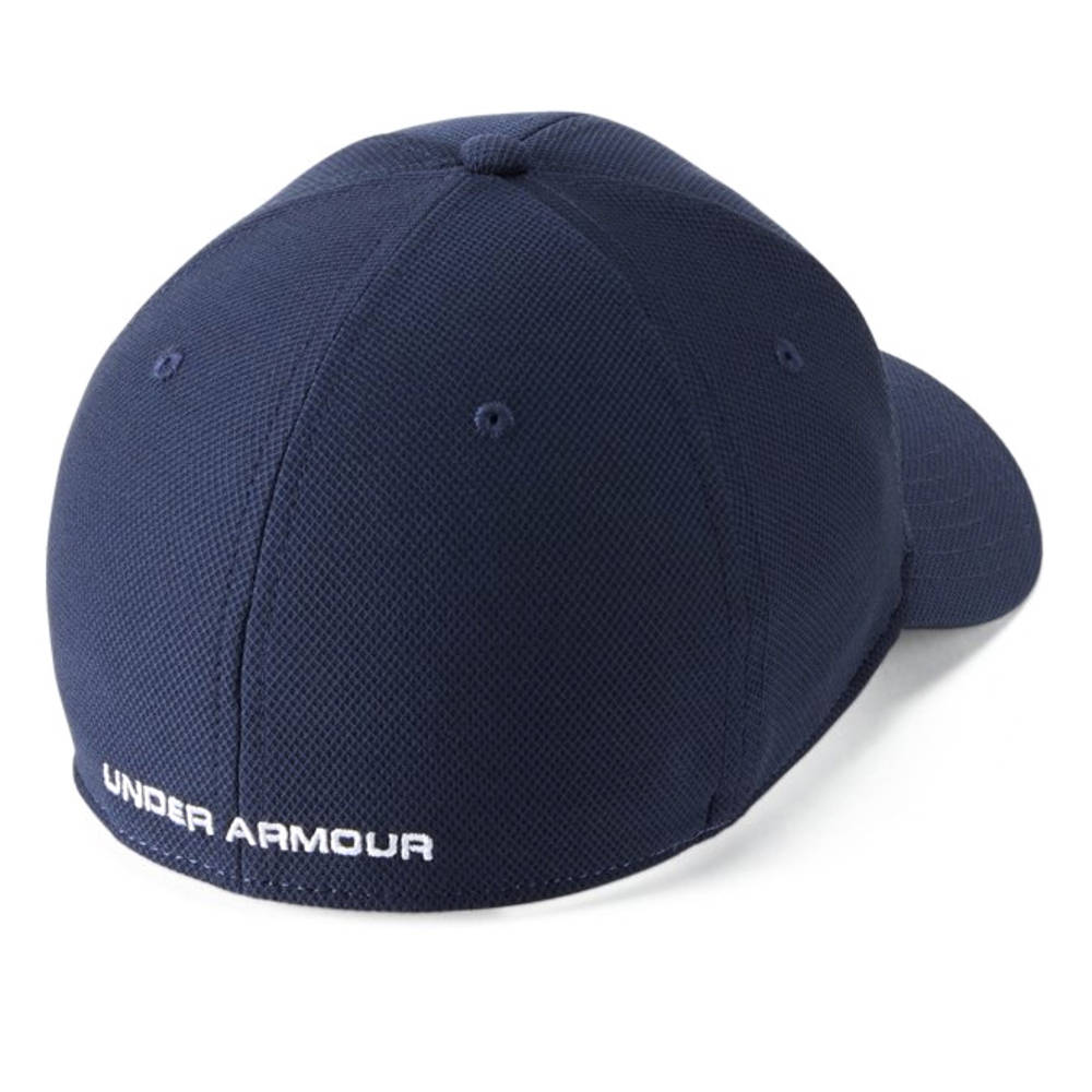 Under Armour 5036-410 Blitzing 3.0 Stretchfit Cap Midnight Navy