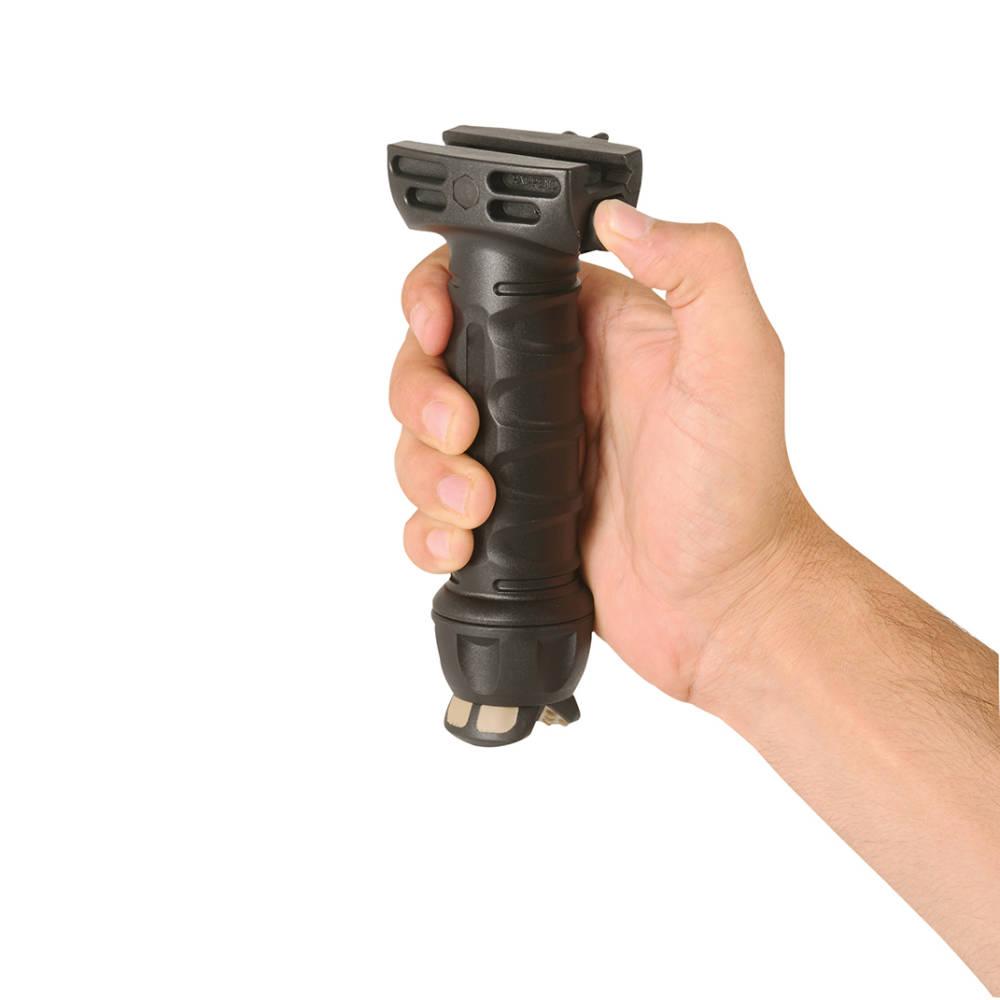 CAA Mechanical Pivot Pod Grip Black