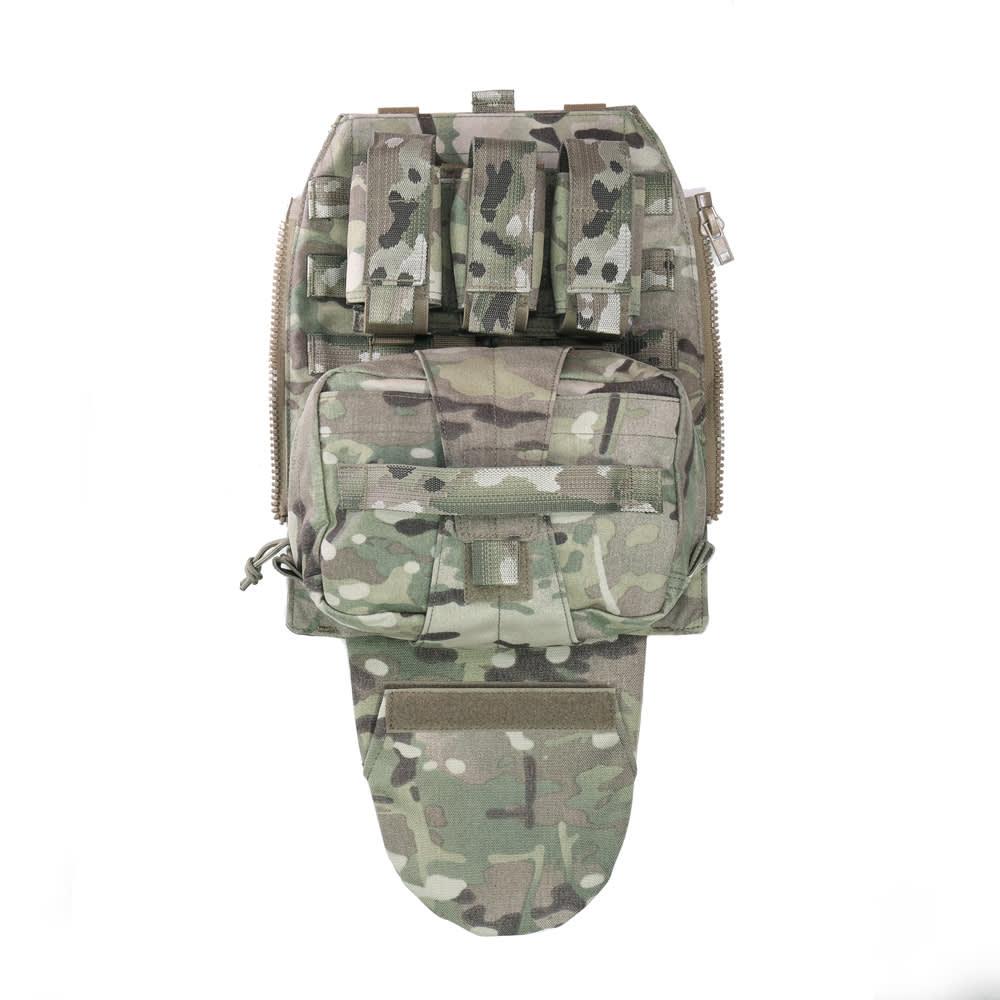 Warrior Assaulters Back Panel Multicam