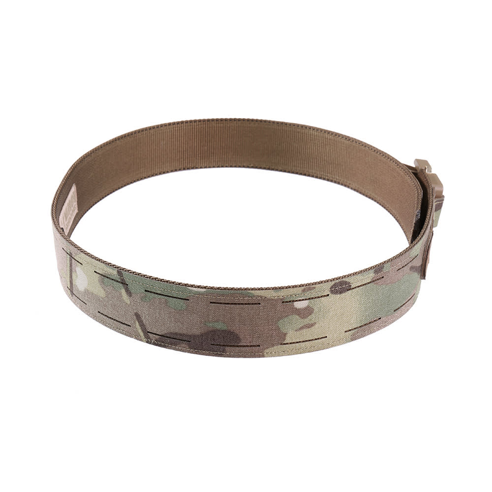 Warrior Laser Cut Fight Light Belt MultiCam