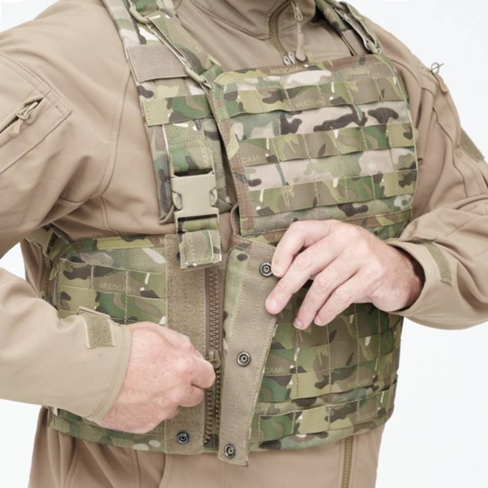 Warrior 901 Chest Rig Base MultiCam