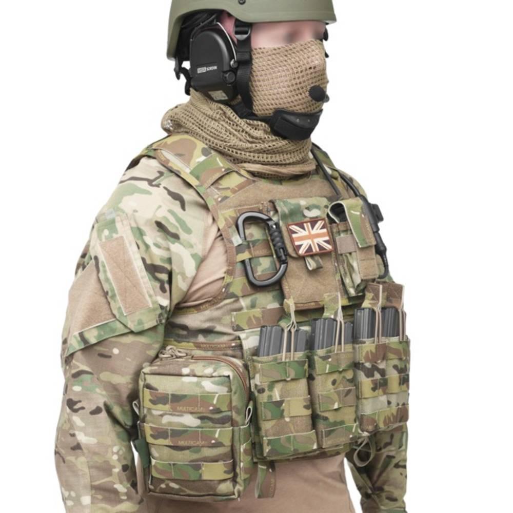 Warrior Small MOLLE Utility MultiCam
