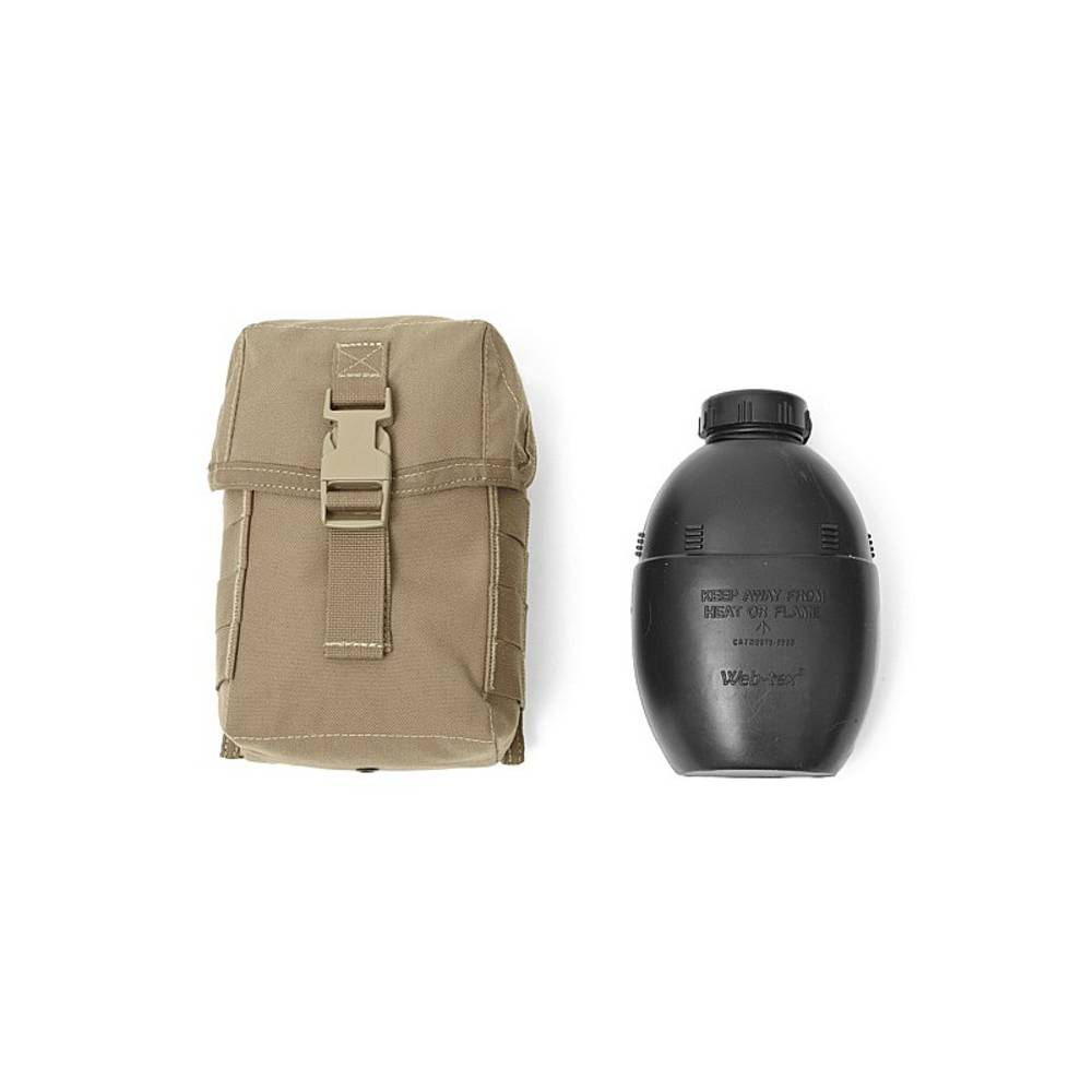 Warrior Medium General Utility Pouch Coyote Tan