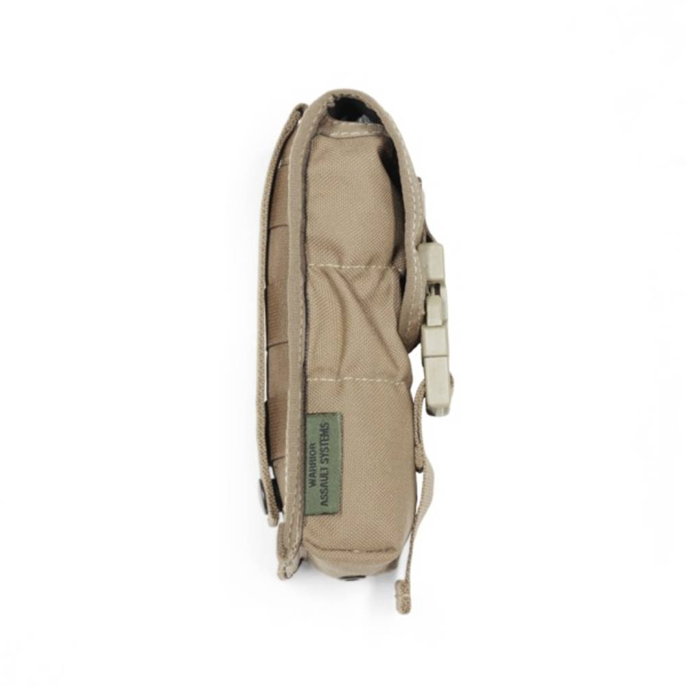 Warrior Large Torch/Suppressor Pouch Coyote Tan