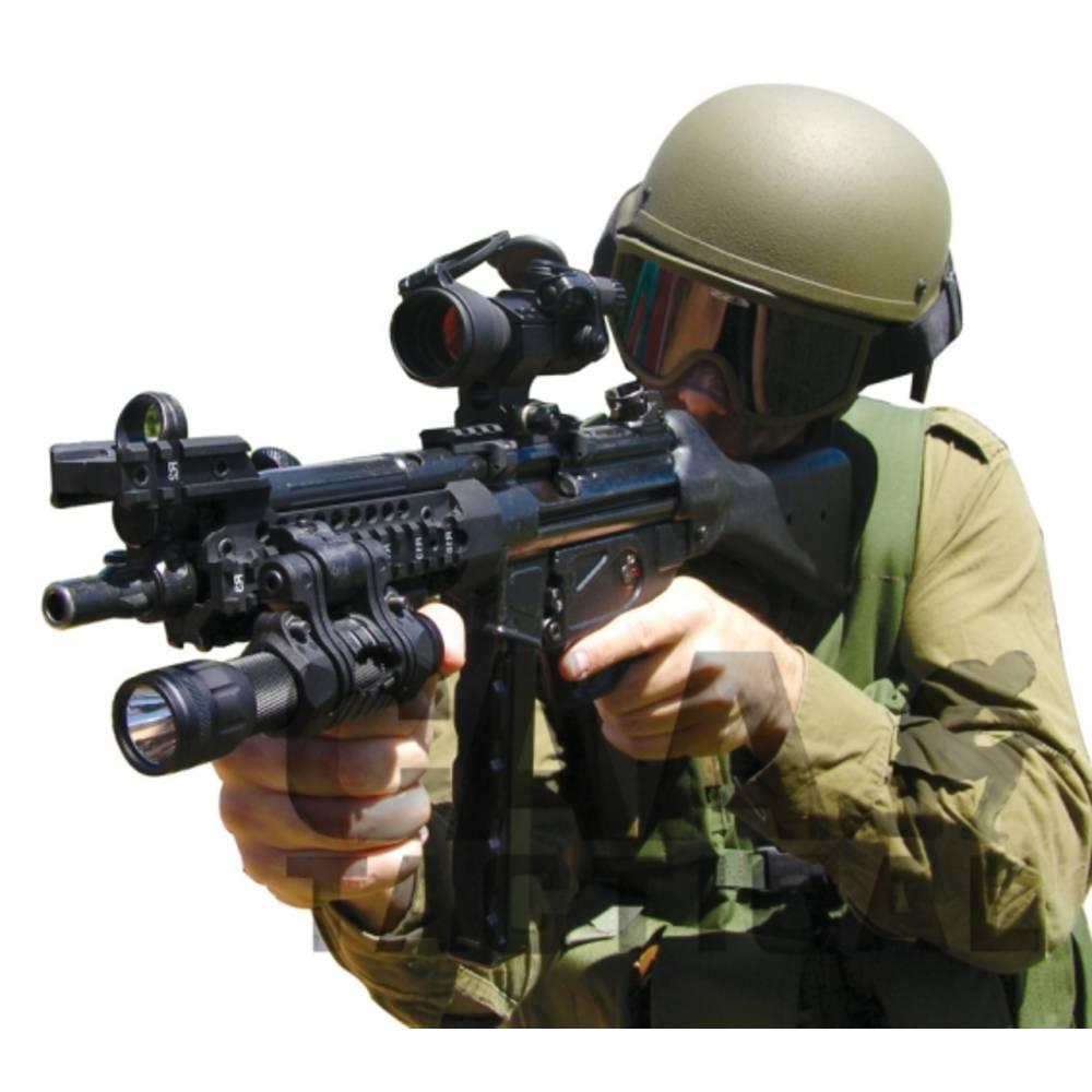 CAA 5 Position Light/Laser Mount
