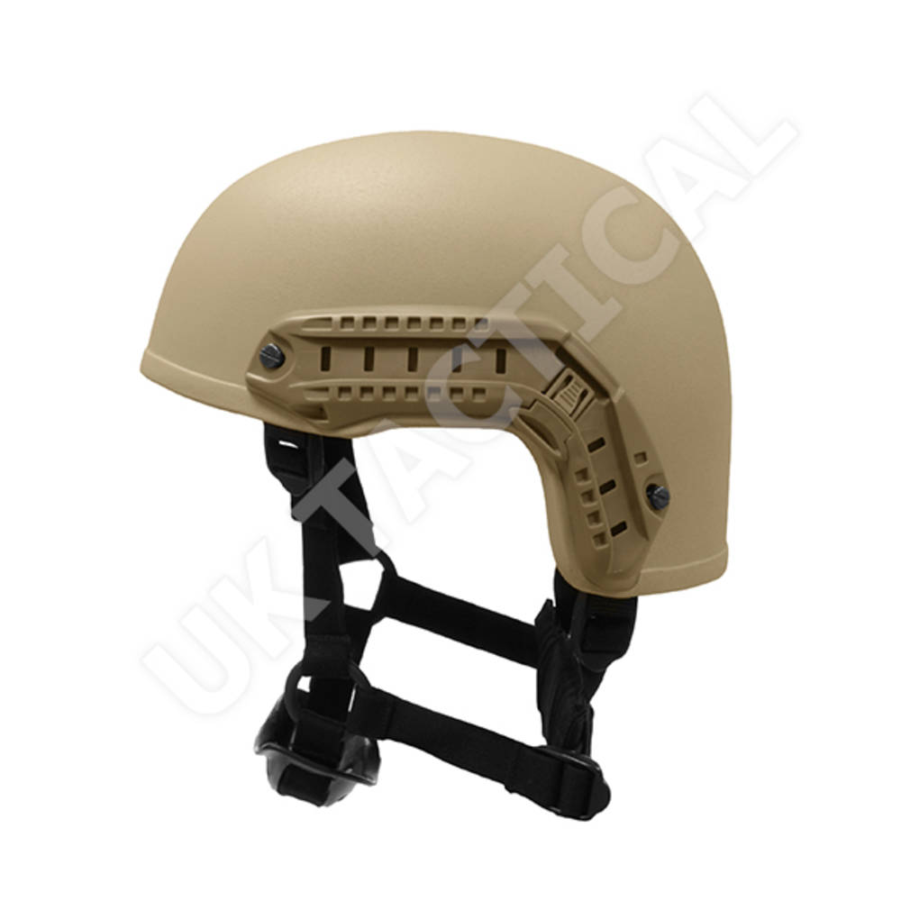 Nexus SF Helmet with Rails