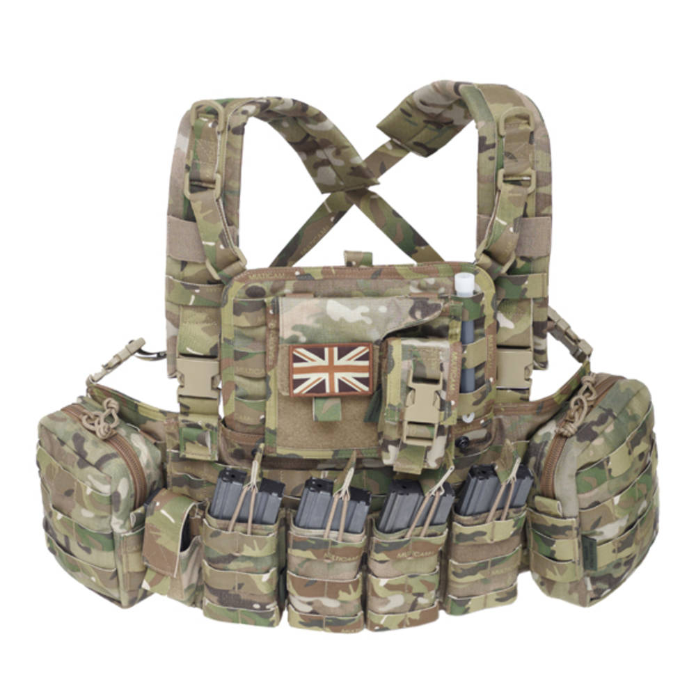 Warrior 901 Elite 4 MultiCam