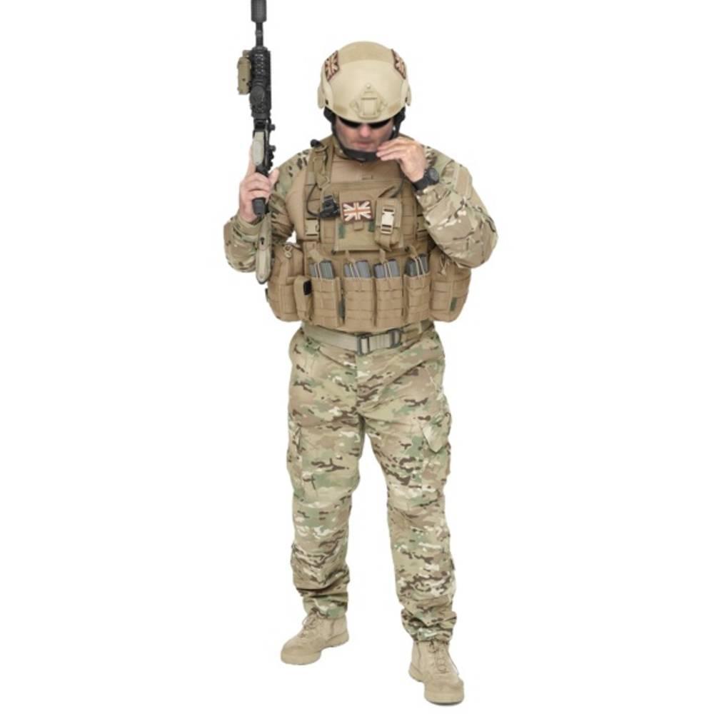 Warrior 901 Elite 4 Coyote Tan