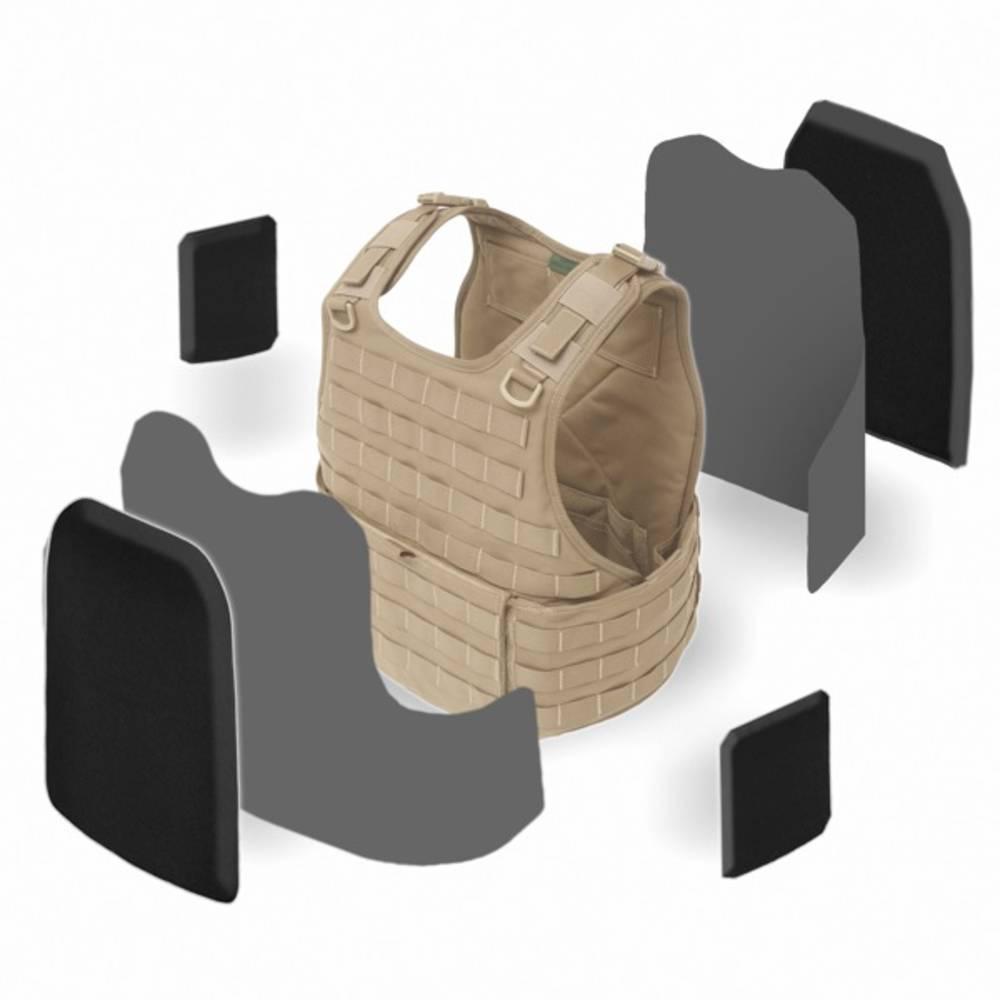 Warrior RICAS Compact AK Coyote Tan