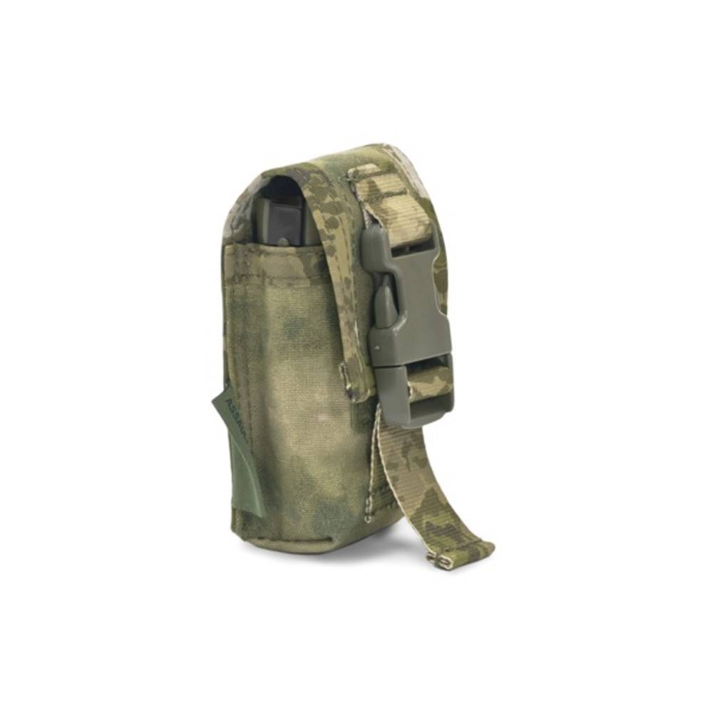 Warrior Strobe Compass Pouch A-TACS FG
