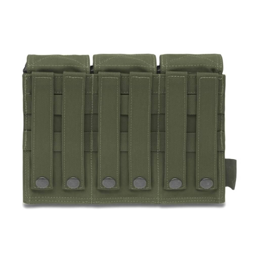 Warrior Triple M4 5.56mm Olive Drab