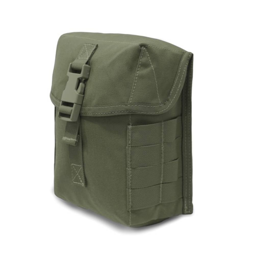 Warrior Large General Utility Pouch Olive Drab