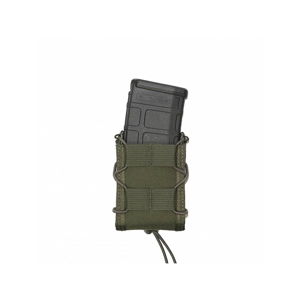 Warrior Single Quick Mag Olive Drab