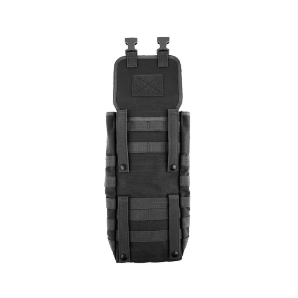 Warrior Hydration Carrier Black