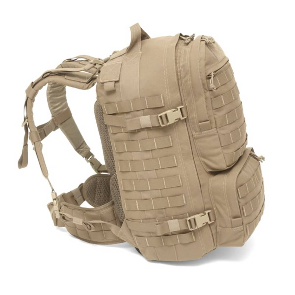 Warrior Predator Back Pack Coyote Tan