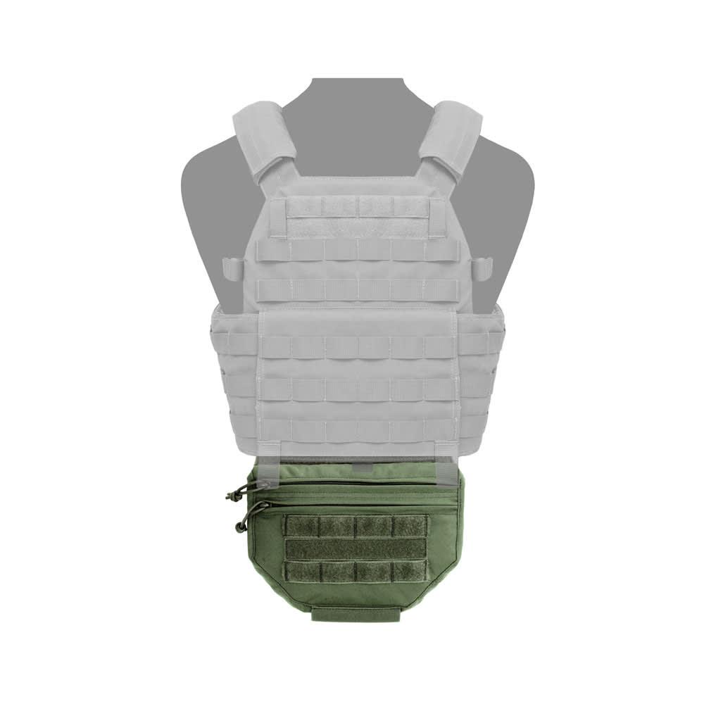 Warrior DCS Plate Carrier Base medium/LARGE Olive Drab