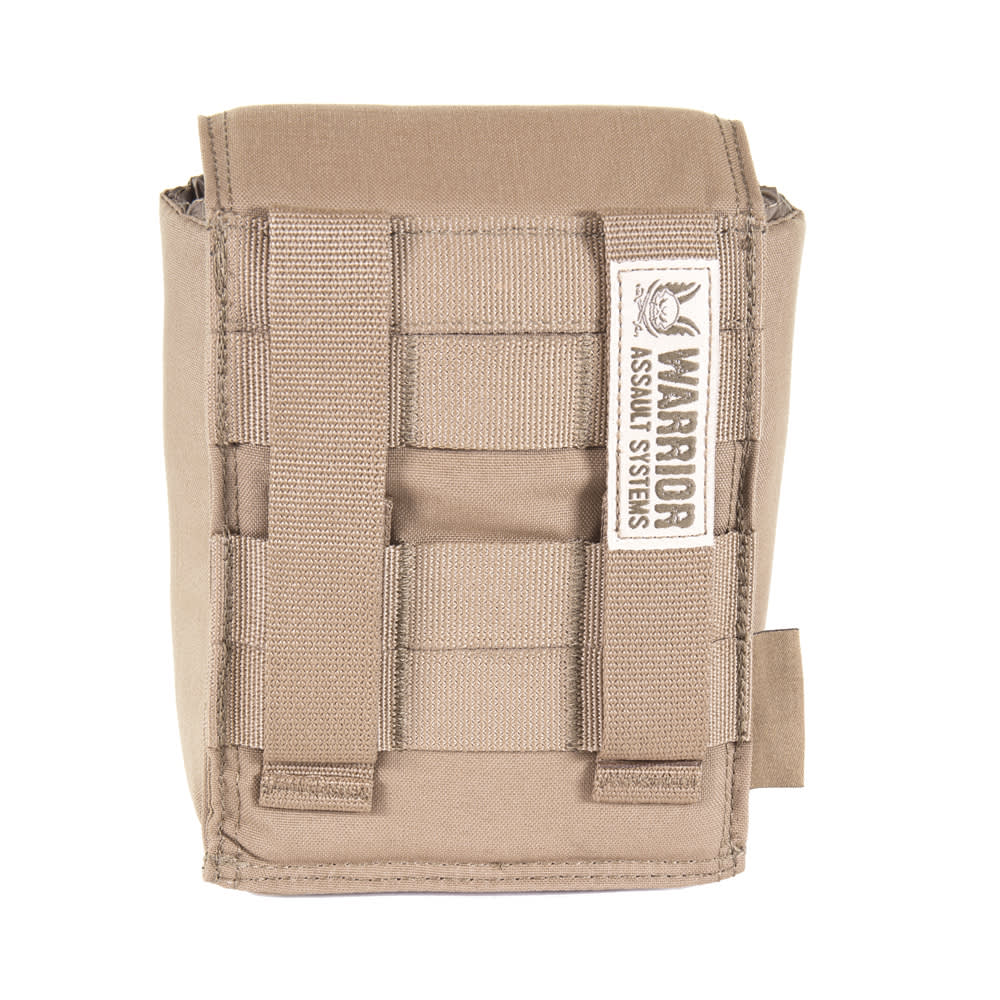 Warriorr Night Vision Goggles Pouch Coyote Tan