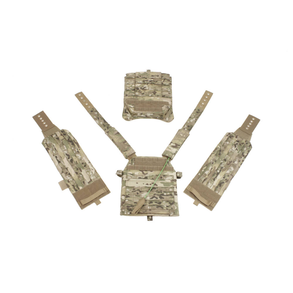 Warrior DCS Special Forces Releasable Plate Carrier Multicam