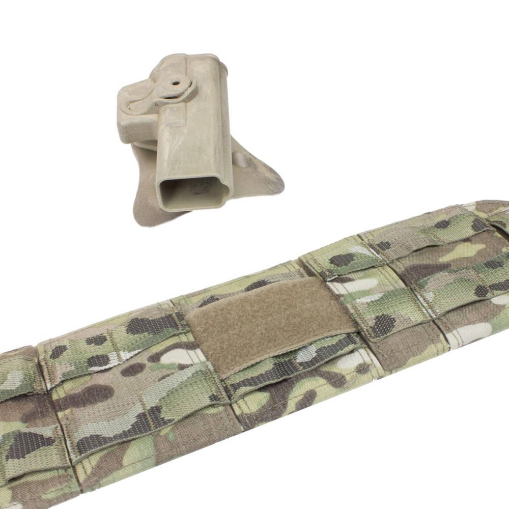 Warrior Gunfighter Belt Multicam