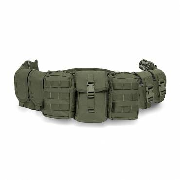 Warrior Belt Mk1 Utility Combo Olive Drab