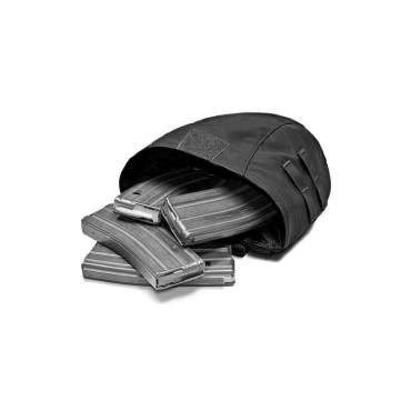 Warrior Roll Up Dump Pouch - Gen 2 Black