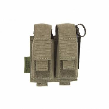 Warrior Double 40mm Grenade Ranger Green