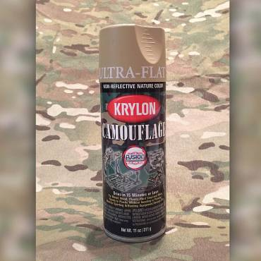 Krylon Camoflage Spray Paint Sand