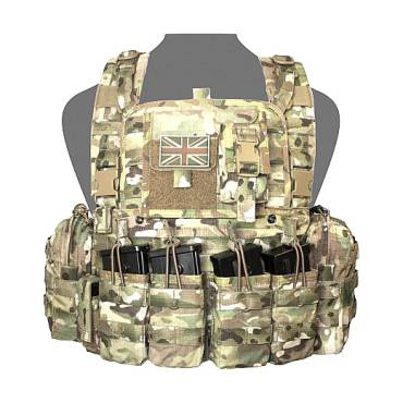 Warrior 901 G36 MultiCam